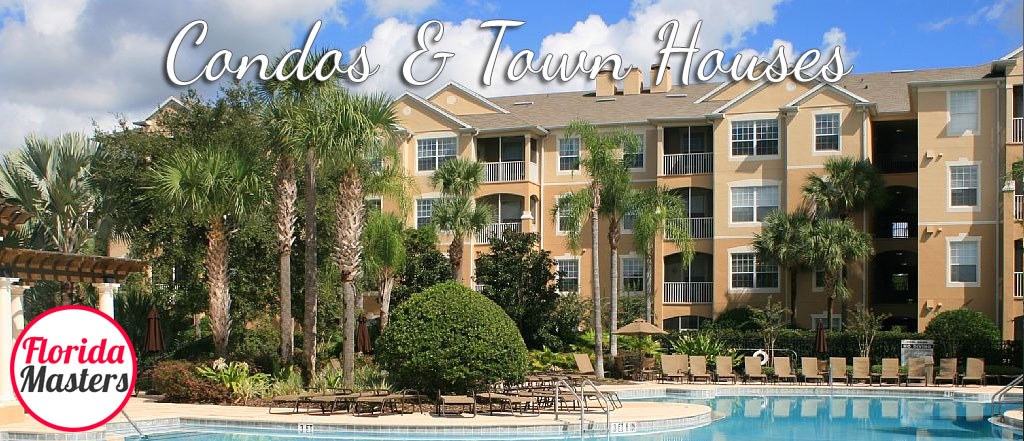 Florida condos and town houses